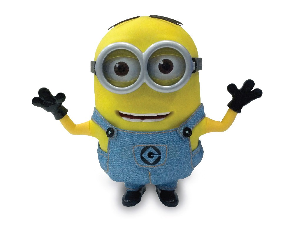Despicable Me 2 Plush Buddies Exclusive 3-Pack with Minion