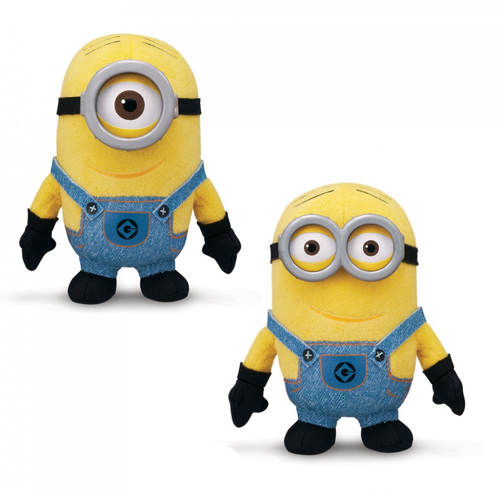 Minions - Official Trailer 1 (Universal Pictures) HD - YouTube